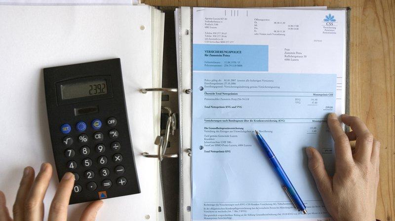 Sept Suisses sur dix seraient prêts à fournir aux assureurs des données relatives à leur santé contre de l'argent.
