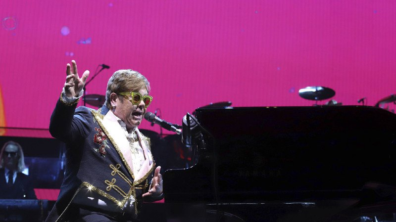 Elton John se produira dans une configuration inédite lors du prochain Montreux Jazz Festival.