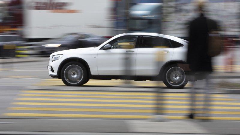 Circulation: 80'000 permis de conduire ont été retirés en Suisse en 2018, un chiffre en baisse