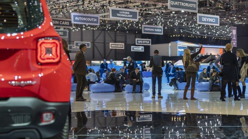 Après six jours, un constat: le Salon de l'auto à Genève aura de la peine à atteindre son objectif de fréquentation.