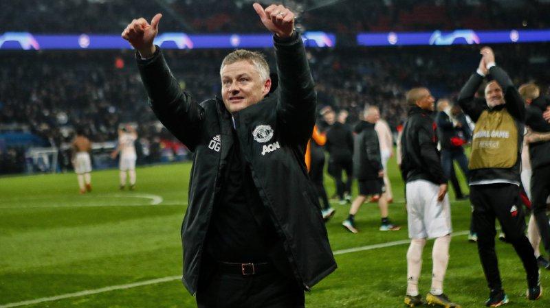 Football: remplaçant à succès de Mourinho sur le banc de Manchester United, Solskjaer se voit offrir un contrat de 3 ans