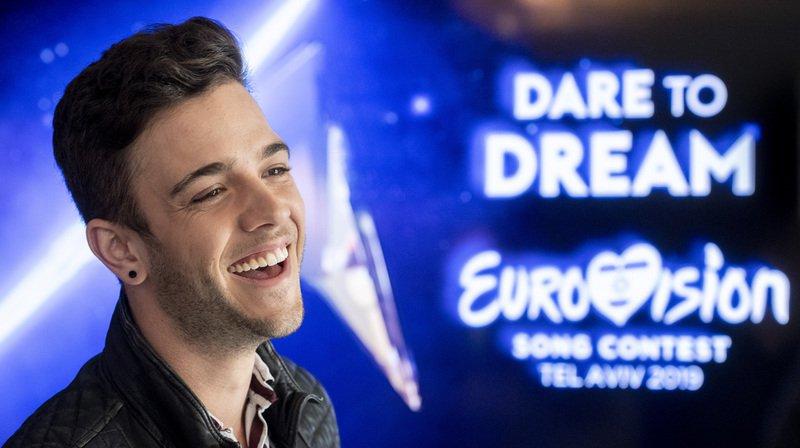 Eurovision 2019: la Suisse sera représentée par le Bernois Luca Hänni en Israël