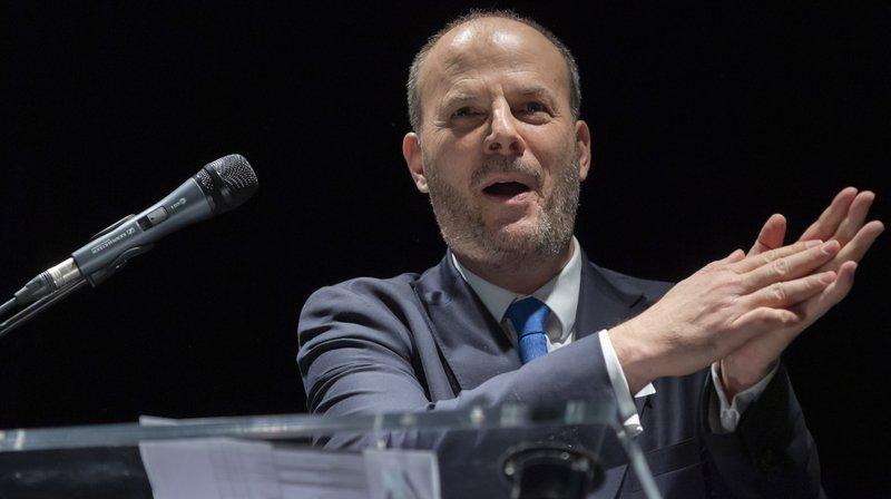 Bertrand Reich a été élu a la présidence du PLR genevois.