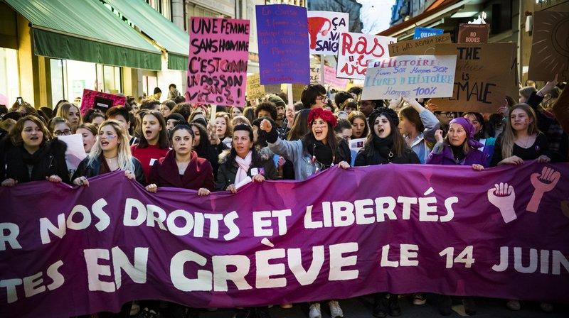 Journée des femmes: de nombreuses actions ont eu lieu dans les cantons romands
