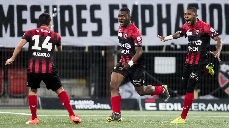 Football – Super League: le FC Sion s'incline 3-1 face à Neuchâtel Xamax