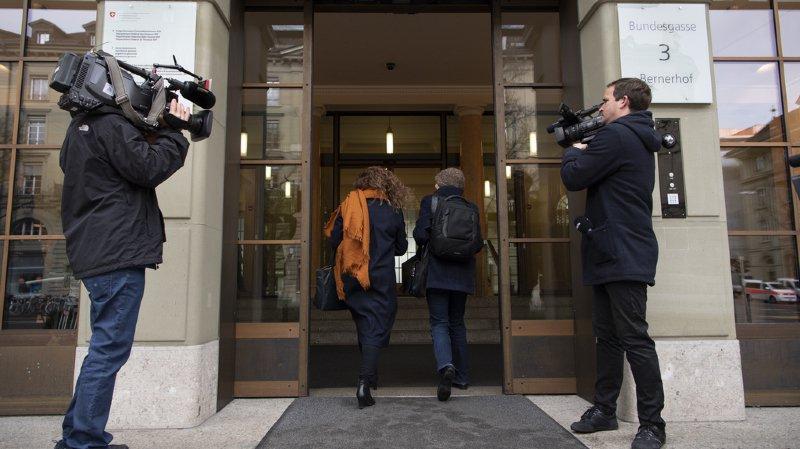 Accord-cadre avec l'UE: les partis suisses campent sur leur position après la rencontre avec le Conseil fédéral