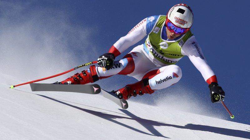 Ski alpin - entraînements de descente: Caviezel 2e chez les hommes, trois Suissesses dans le top ten côté dames