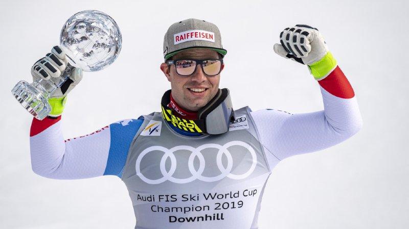 Ski alpin – descente: deuxième Globe de cristal de suite pour Beat Feuz, Dominik Paris s'impose à Soldeu