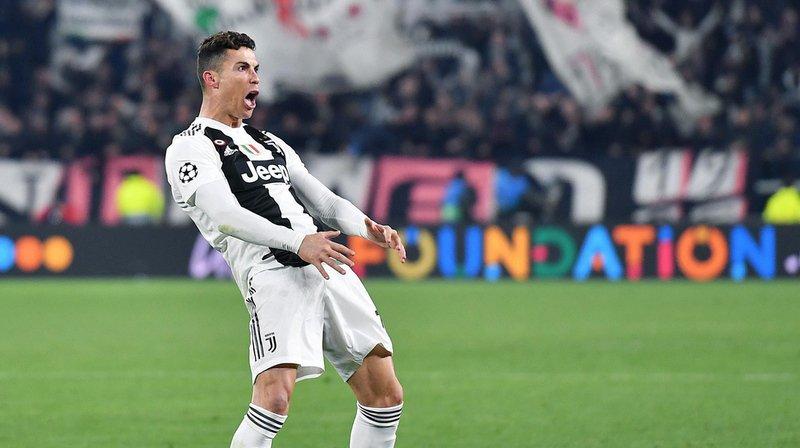 """Football: enquête ouverte contre Ronaldo après sa célébration """"inappropriée"""" face à l'Atlético"""