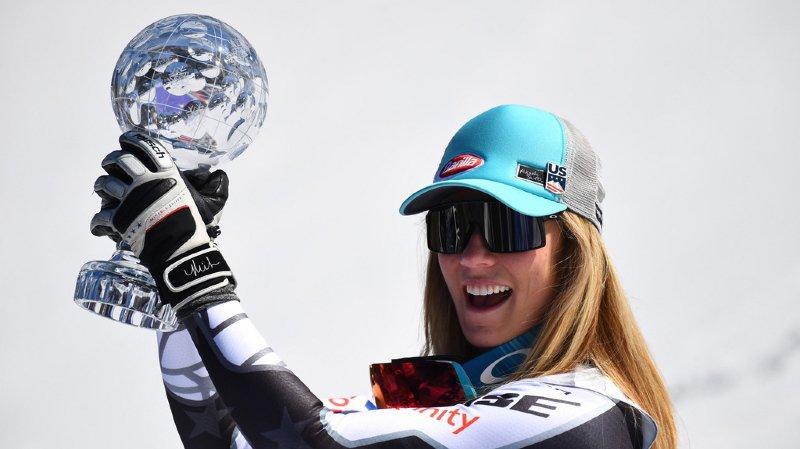 Ski alpin: Suissesses en retrait du Super-G des finales de Soldeu, la victoire à Rebensburg, le Globe à Mikaela Shiffrin