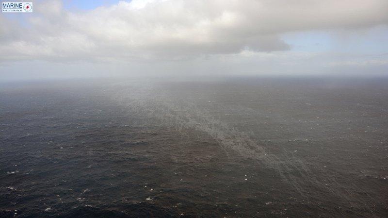 Naufrage du Grande America en France: deuxième marée noire constatée