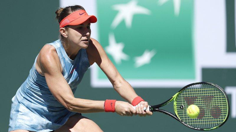 Belinda Bencic n'a plus fait partie des vingt meilleures joueuses du monde depuis août 2016.