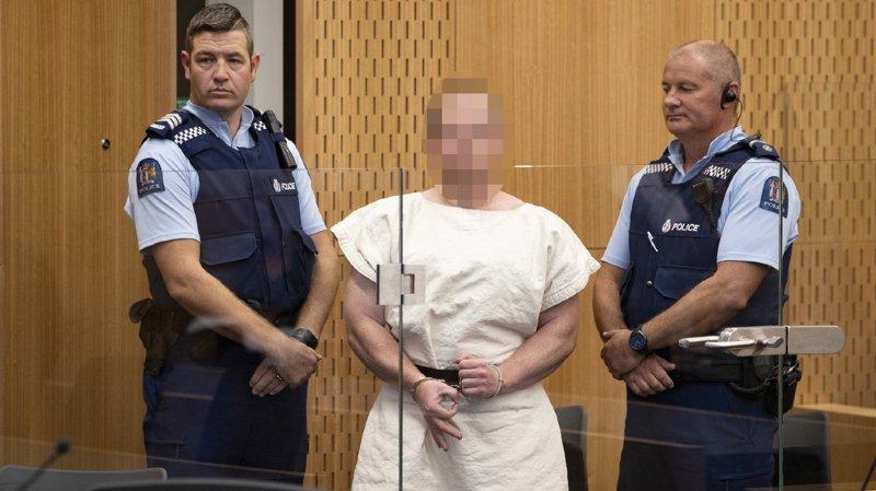 Attentat en Nouvelle-Zélande: le suspect australien inculpé pour meurtre
