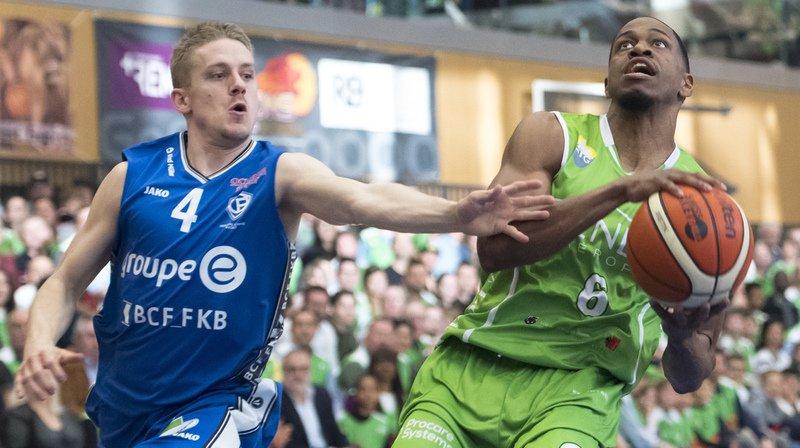 Basketball: Genève remporte le choc au sommet et s'adjuge la première place