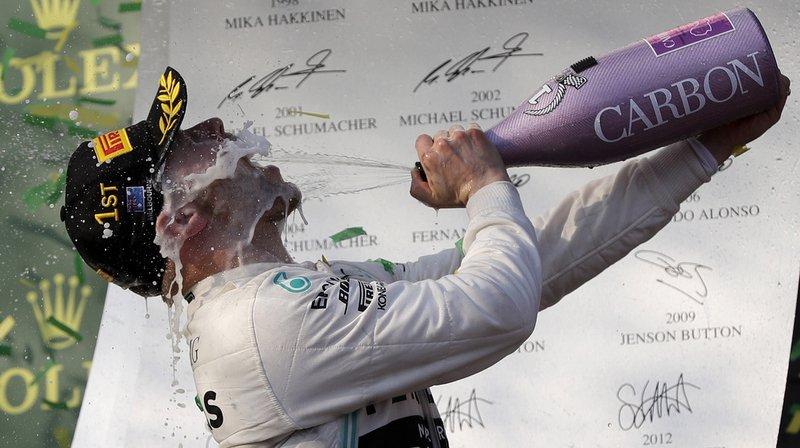 Le Finlandais s'est imposé pour la quatrième fois de sa carrière en formule 1.