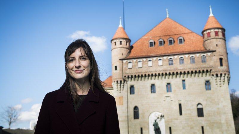 La conseillère d'Etat vaudoise élue Rebecca Ruiz (PS) reprendra le département que quitte Pierre-Yves Maillard.