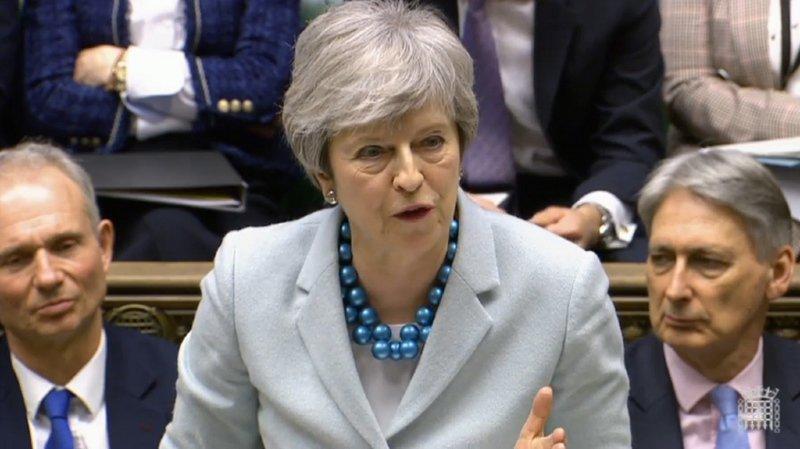Brexit: les députés votent un droit de regard sur le processus