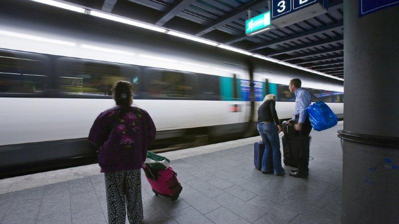 Santé: l'air dans les gares est plus pollué qu'autour des routes à fort trafic