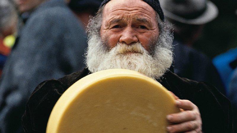 Marché des fromages suisses de Huttwil