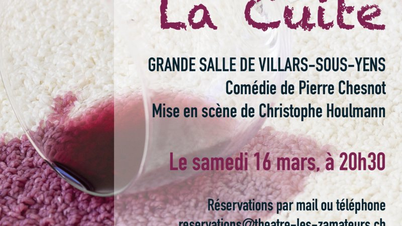 La Cuite - Café-Théâtre Villars-sous-Yens