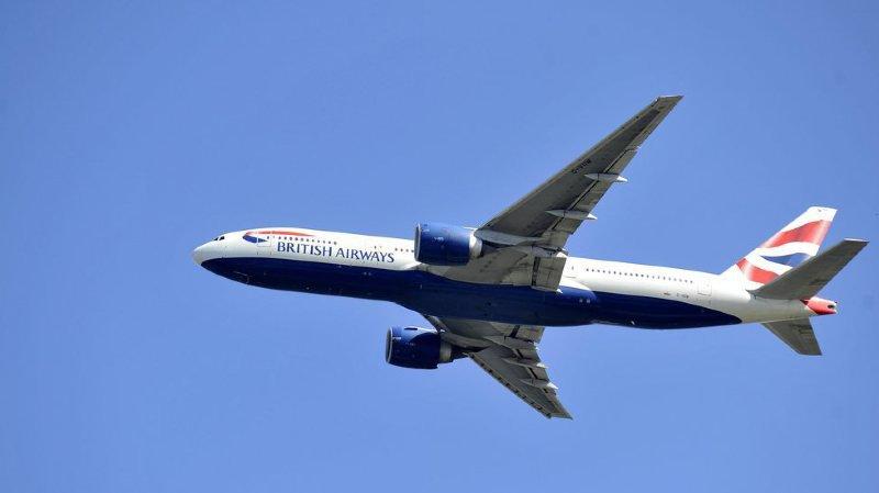 Censé atterrir en Allemagne, l'avion s'est posé en Écosse, dans la direction opposée. (illustration)
