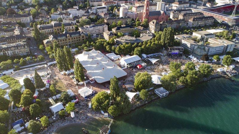 Festi'neuch - Neuchâtel openair festival