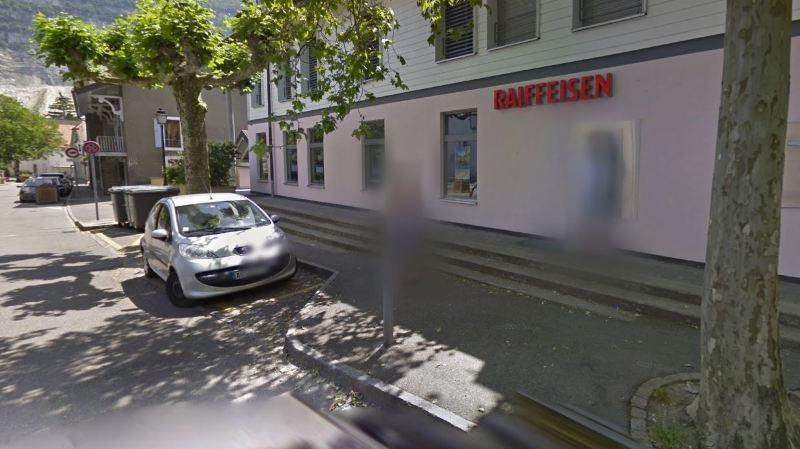 Genève: ils font exploser un bancomat