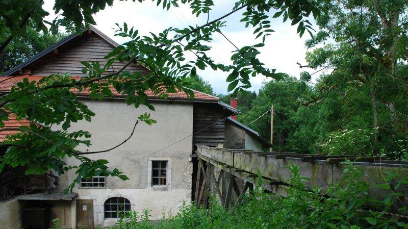 Journée portes ouvertes au Moulin