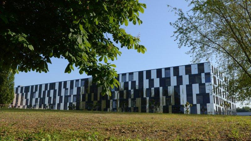 Le drame s'est déroulé vers le bâtiment Géopolis de l'Université de Lausanne.