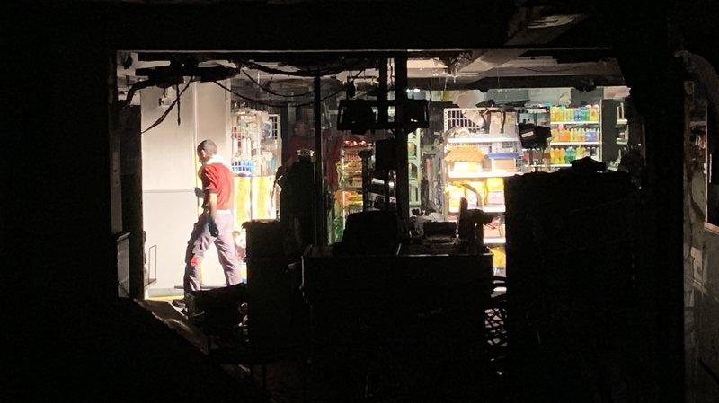 Rolle: la Coop et plusieurs autres lieux victimes d'incendies