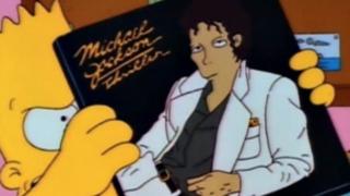 """""""Leaving Neverland"""": """"Les Simpson"""" retirent un épisode avec Michael Jackson"""