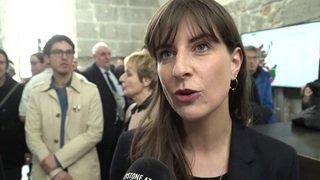 Conseil d'Etat vaudois: ballottage favorable à Rebecca Ruiz