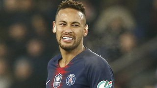 Football: Neymar risque une suspension pour avoir critiqué l'arbitrage lors de l'élimination du PSG