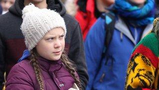 La jeune Suédoise Greta Thunberg proposée pour le Prix Nobel de la paix
