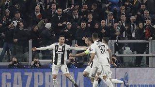 Football – Ligue des Champions: un hat-trick de Ronaldo renverse l'Atlético, City humilie Schalke