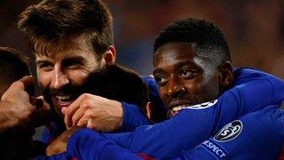 Football - Ligue des Champions: le FC Barcelone affrontera Manchester United en quarts de finale