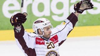 Hockey: Genève-Servette réalise un exploit face à Berne