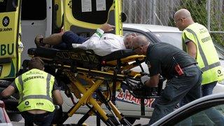 Nouvelle-Zélande: 40 morts dans l'attaque de 2 mosquées