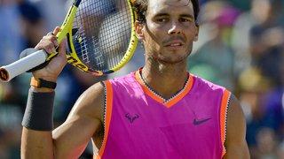 Tennis-Indian Wells: gêné au genou Rafael Nadal rencontrera-t-il Federer en demi-finale ?
