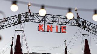 Suisse: le cirque Knie fête ses 100 ans à Rapperswil-Jona