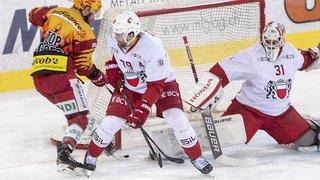 Les chiffres sont favorables au Lausanne Hockey Club