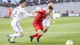 Football - Euro 2020: sans réellement briller, une Suisse appliquée assure l'essentiel en battant la Géorgie 2-0