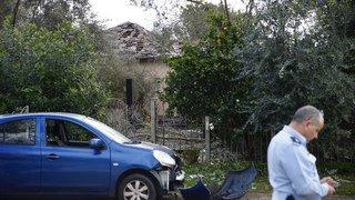 Israël: une roquette frappe une maison à Tel-Aviv et fait cinq blessés légers