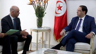 Sécurité sociale: Alain Berset signe une convention avec la Tunisie