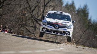 Rallye du Pays du Gier: casse en cascade pour Schriber et Camandona