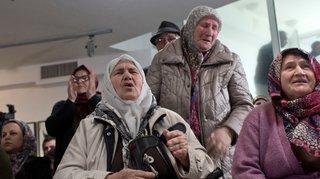 La prison à vie pour Radovan Karadzic