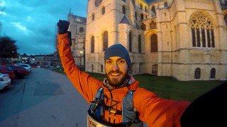 Le Glandois Nathan Köbe a couru plus de 1000km pour la bonne cause