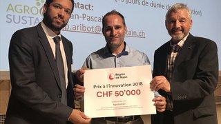Région de Nyon: l'innovation primée combat les déchets alimentaires