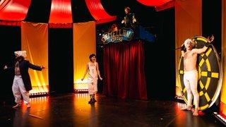 «Looping», quand l'opéra s'invite sur la piste de cirque