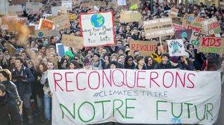 Grève pour le climat: comment les écoles gèrent-elles les absences?